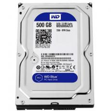 """Жесткий диск 3.5""""  500Gb Western Digital (#WD5000AZLX-FR#)"""