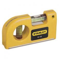 """Уровень Stanley """"Pocket Level"""" карманныйl, L=87мм. (0-42-130)"""