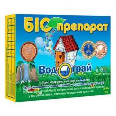 Средство для выгребных ям Водограй 20 гр. (2211020050014)