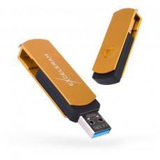 USB флеш накопитель eXceleram 32GB P2 Series Gold/Black USB 3.1 Gen 1 (EXP2U3GOB32)