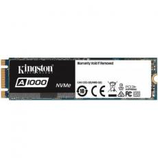 Накопитель SSD M.2 480GB Kingston (SA1000M8/480G)