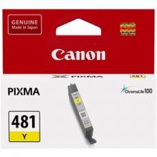 Картридж Canon CLI-481 Yellow (2100C001)