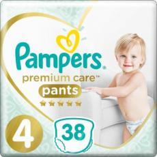 Подгузник Pampers Premium Care Pants Maxi Размер 4 (9-15 кг), 38 шт. (8001090759832)