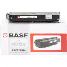 Картридж BASF для Canon FC-128/230/310/330 аналог E16 Black (KT-E16)