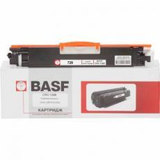 Картридж BASF для Canon LBP 7010C/7018C аналог Canon 729Bk Black (KT-729BK)