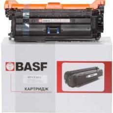 Картридж BASF для HP CLJ CP4025dn/4525xh аналог CE261A Cyan (KT-CE261A)