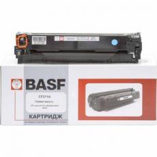 Картридж BASF для HP CLJ M276n/M251n аналог CF211A Cyan (KT-CF211A)