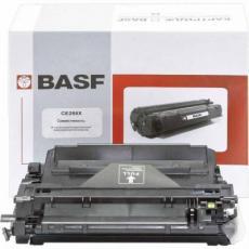 Картридж BASF для HP LJ P3015 аналог CE255X Black (KT-CE255X)