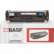 Картридж BASF для HP LJ Pro M452dn/M452nw/M477fdn Cyan (KT-CF411A)