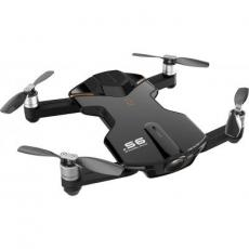 Квадрокоптер Wingsland S6 GPS 4K Pocket Drone-2 Batteries Black