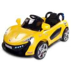 Электромобиль Caretero Aero Yellow (16305)
