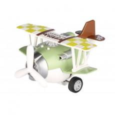 Спецтехника Same Toy Самолет металический инерционный Aircraft зеленый (SY8016AUt-2)