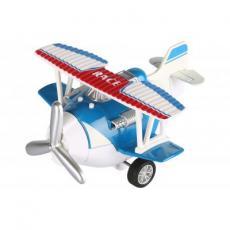 Спецтехника Same Toy Самолет металический инерционный Aircraft синий (SY8013AUt-2)