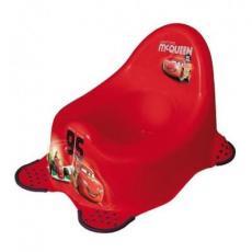 Горшок keeeper Cars красный (0012.18)