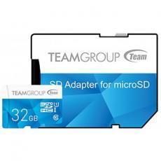 Карта памяти Team 32GB microSD class 10 UHS-I (TCUSDH32GUHS40)