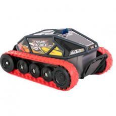 Автомобиль Maisto Tread Shredder чёрно-красный (82101 black/red)
