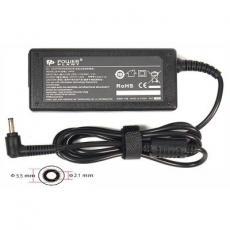 Блок питания к ноутбуку PowerPlant ACER 220V, 19V 65W 3.42A (5.5*2.1) (AC65F5521)