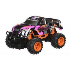 Автомобиль NEW BRIGHT GRAFFITI TRUCK Violet 1:24 (2408F-2)