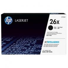 Картридж HP LJ  26X Black Dual Pack (CF226XD)