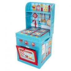Ящик для игрушек Pop-it-Up игровой Кухня 29x29x62 см (F2PSB15081)