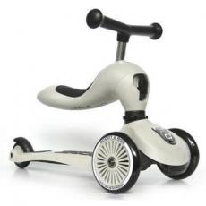 Скутер Scoot&Ride Highwaykick-1 Светло-серый (SR-160629-ASH)