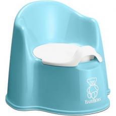 Горшок Baby Bjorn Potty Chair бирюзовый (55113)