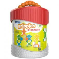 Конструктор Guidecraft Grippies Stackers, 16 деталей (G8313)