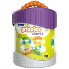 Конструктор Guidecraft Grippies Curves, 20 деталей (G8319)