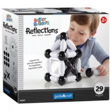Конструктор Guidecraft Better Builders Reflections, 29 деталей (G8307)