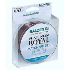 Леска Balzer Platinum Royal Match/Feeder 0.18мм 200м 3.10кг тонущая (12097 018)