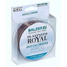 Леска Balzer Platinum Royal Match/Feeder 0.20мм 200м 3.80кг тонущая (12097 020)