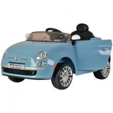 Электромобиль BabyHit Fiat Z651R Blue (71141)
