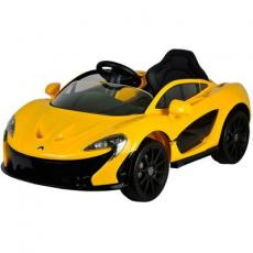 Электромобиль BabyHit Mc-Laren Z672R Yellow (71148)