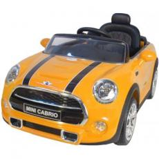 Электромобиль BabyHit Mini Z653R Orange (71146)