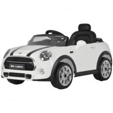 Электромобиль BabyHit Mini Z653R White (71145)
