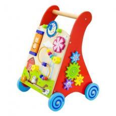 Ходунки Viga Toys Ходунки-каталка (50950)