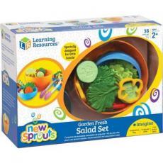 Развивающая игрушка Learning Resources Овощной салат (LER9745-D)