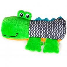 Погремушка Bright Starts Забавный крокодил (52024)
