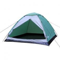 Палатка SOLEX трехместная зеленая (82050GN3)