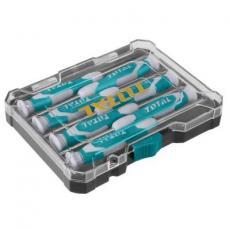 Набор инструментов TOTAL отверток точной механики, 7шт. (THT250726)