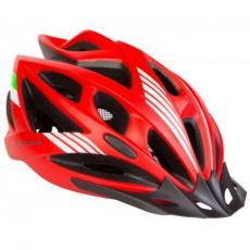 Шлем Velotrade с козырьком СIGNA WT-036 красный L (58-61см) (HEAD-013)