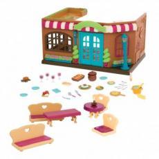 Игровой набор Li'l Woodzeez Ресторан (6160Z)