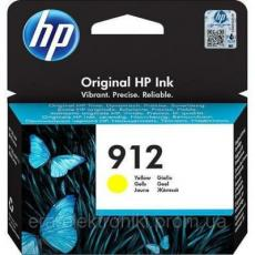 Картридж HP DJ No. 912 Yellow (3YL79AE)