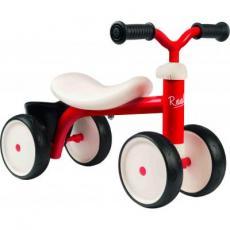 Беговел Smoby металлический, четырехколесный Красный (721400)