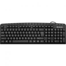 Клавиатура Defender Focus HB-470 RU (45470)
