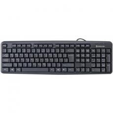 Клавиатура Defender Element HB-520 UKR Black (45529)