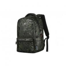 "Рюкзак Wenger Colleague 16"" Black Fern Print (606466)"