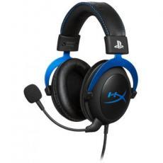 Наушники Kingston HyperX Cloud for PS4 Black/Blue (HX-HSCLS-BL/EM)