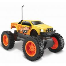 Автомобиль Maisto Off Road Go Желтый (81762 yellow)