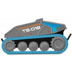 Автомобиль Maisto Tread Shredder Серо-голубой (82101 grey/blue)